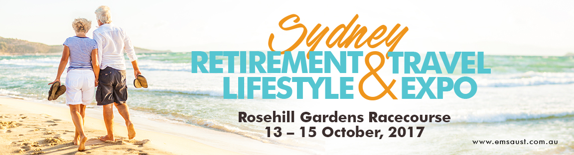 Sydney Retirement Lifestyle & Travel Expo