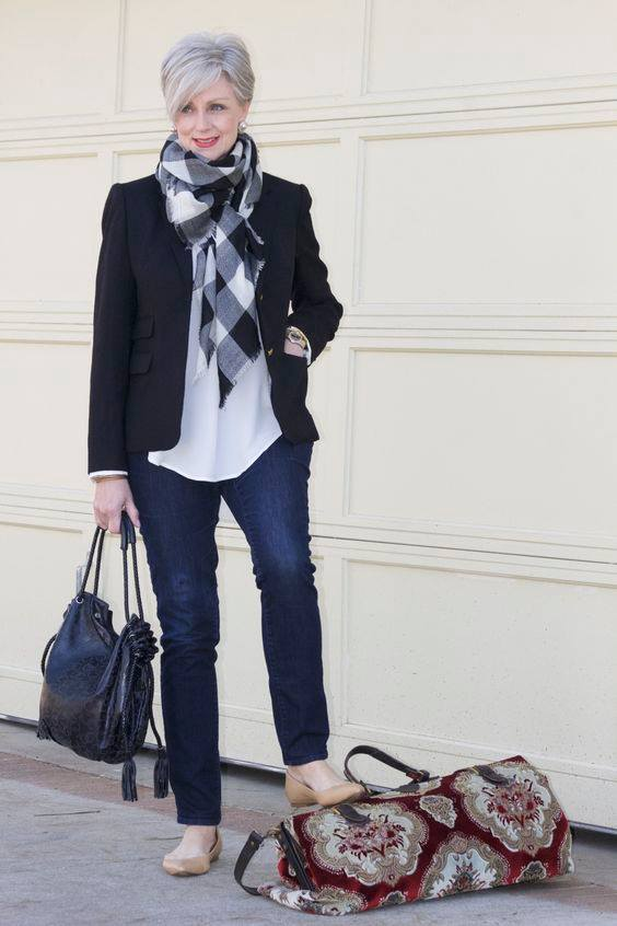 fashion chic winter
